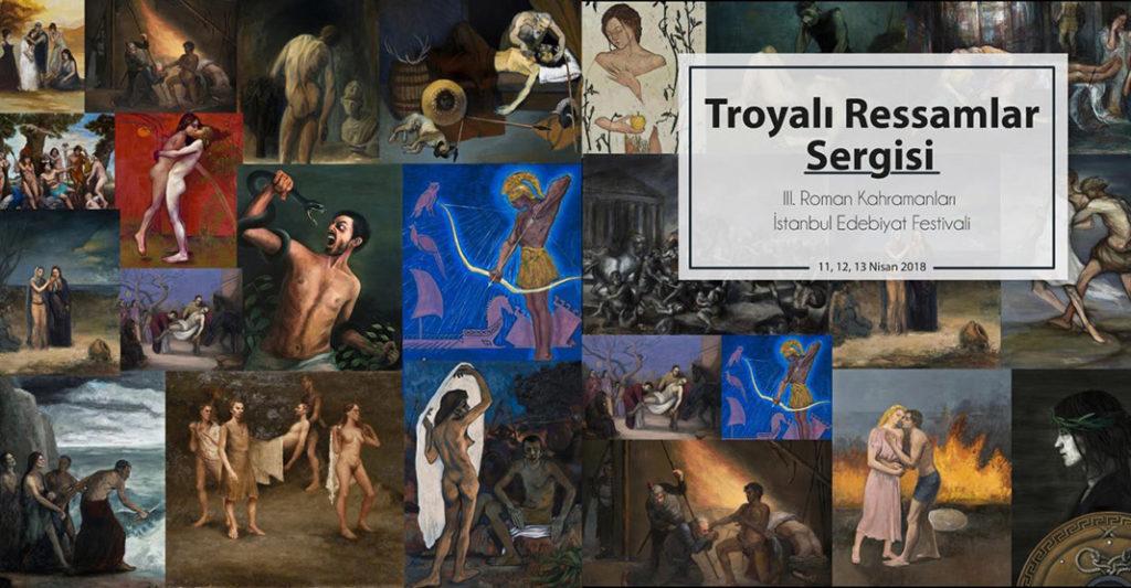 troyalı ressamlar